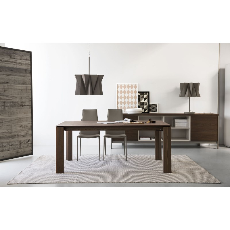 Omnia wood tavolo wedu design for Tavolo calligaris omnia wood