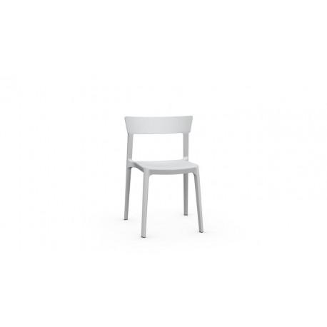 Skin bianca calligaris wedu design for Tavoli e sedie calligaris
